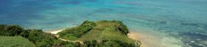 Kouri island Ocean